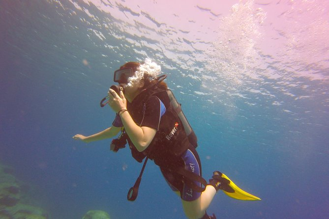 Discover Scuba diving, Ayia Napa, CHIPRE