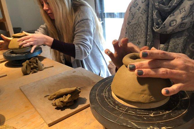 Pottery Workshop at Private Studio in Kamakura, Kamakura, JAPAN