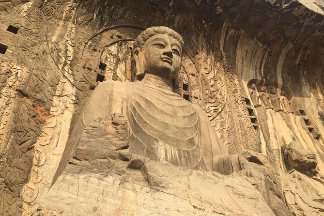4-Hour Private Walking Tour of Luoyang Longmen Grottoes, Luoyang, CHINA