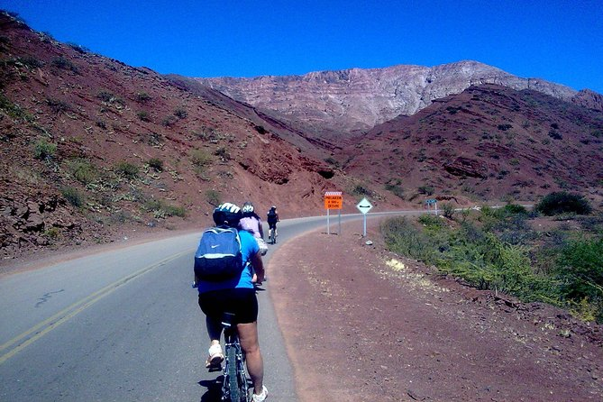 Quebrada De Las Conchas Bike Tour from Cafayate, Cafayate, ARGENTINA
