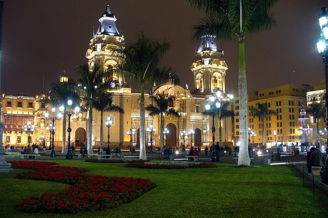Lima City Group Tour, Lima, PERU