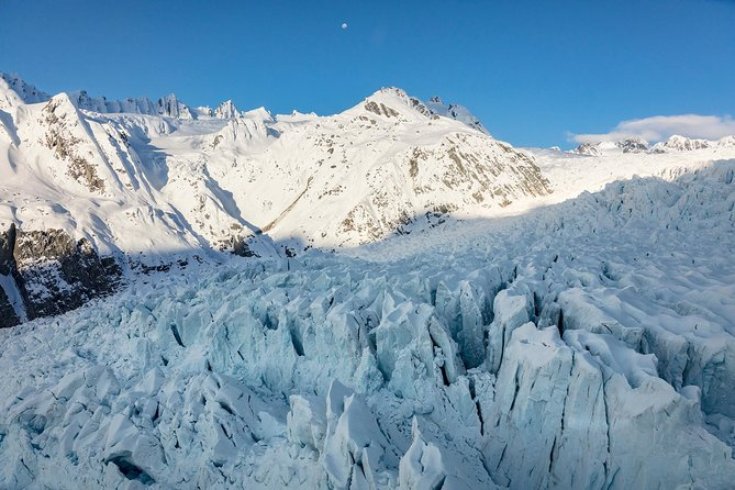 MAIS FOTOS, Twin Glaciers and Aoraki Mount Cook with Vantage Helicopters
