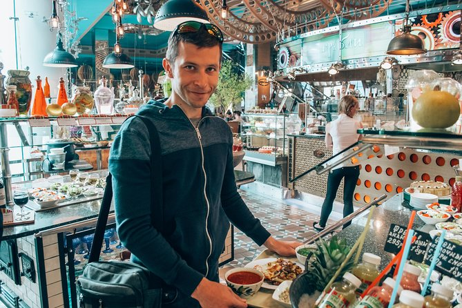 Private Tour: Moscow Food and Culture with Friendly Local Guide, Moscovo, RÚSSIA