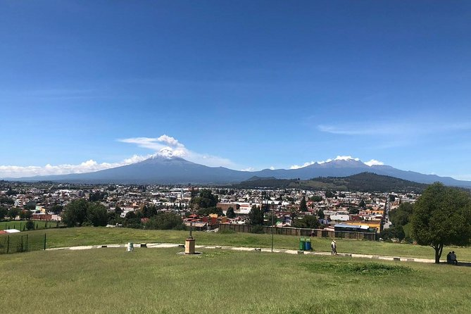 Puebla and Cholula Full-Day Tour from Mexico City with optional Small Group, Ciudad de Mexico, Mexico