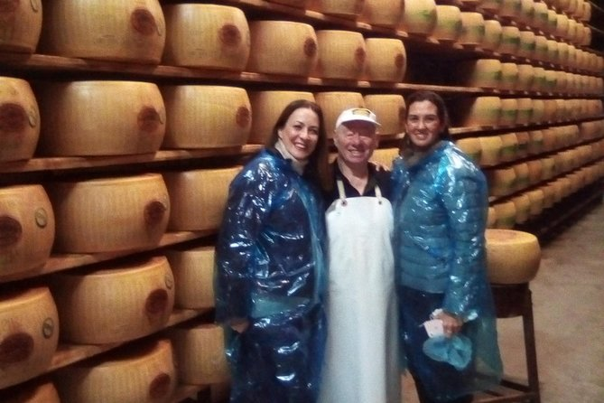 Tour of the Wonderful Parma Products, Parma, ITALY