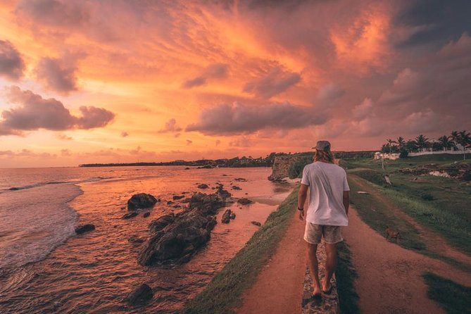 Visit Galle, the capital city of the Southern Province of Sri Lanka. The town has a World Heritage Site to its name and that is predominantly responsible for its popularity with tourists. This is the 300-year-old Dutch Fort, but there are other historical buildings to view as well.