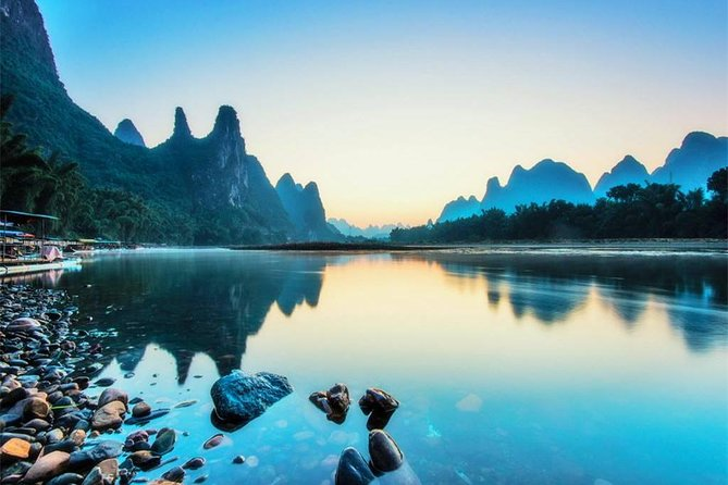 Private Guilin Day Tour Including Xianggong Hill And Li River With Raft Ride, Guilin, CHINA