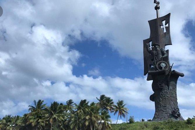 Private Arecibo Observtory & Birth of a New World Monument from Old San Juan, Arecibo, PUERTO RICO