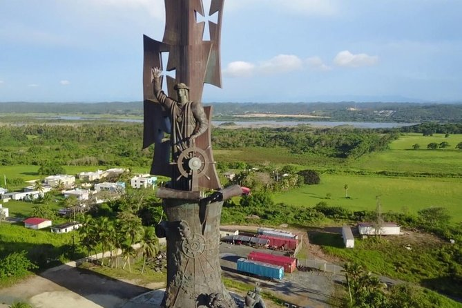 Private Arecibo Observtory & Birth of a New World Monument from Old San Juan, Arecibo, PUERTO RICO