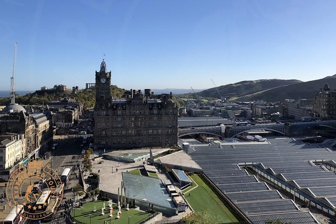 Edinburgh Half Day Guided Private Tour in a Premium Minivan, Edimburgo, ESCOCIA