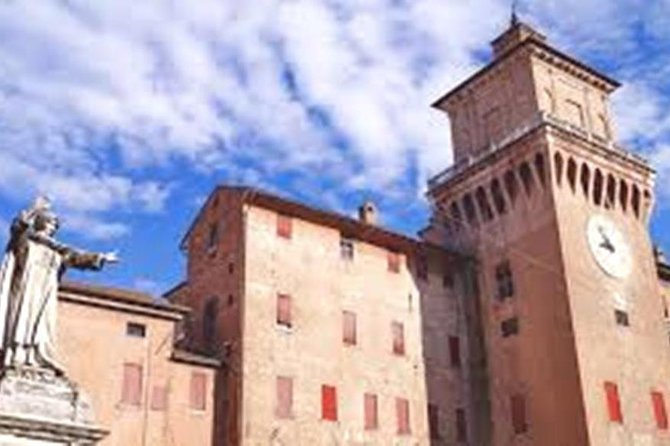 Small-Group Ferrara Tour of City Highlights with Top-Rated Local Guide, Ferrara, ITALY