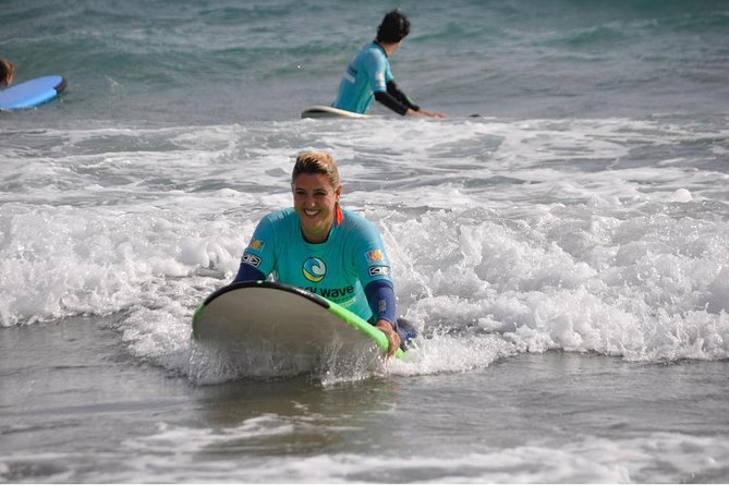 4-hour Surfsafari Course at Meloneras in Gran Canaria, Gran Canaria, ESPAÑA