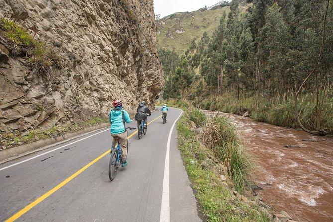 3 días de bicicleta y senderismo, Cotopaxi-Quilotoa-Chimborazo: En el corazón de los Andes, Quito, ECUADOR