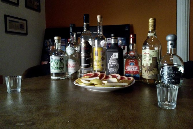 Craft Tequila & Mezcal Tasting, Guadalajara, Mexico