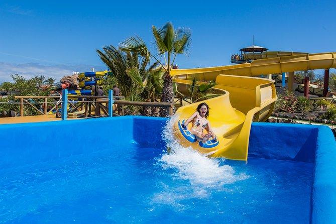 Skip the Line: Fuerteventura Acua Water Park Entrance Ticket, Puerto del Rosario, ESPAÑA