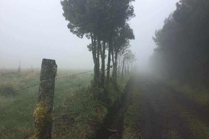 Trail Running the Andes mountains. 20km., Bogota, COLOMBIA