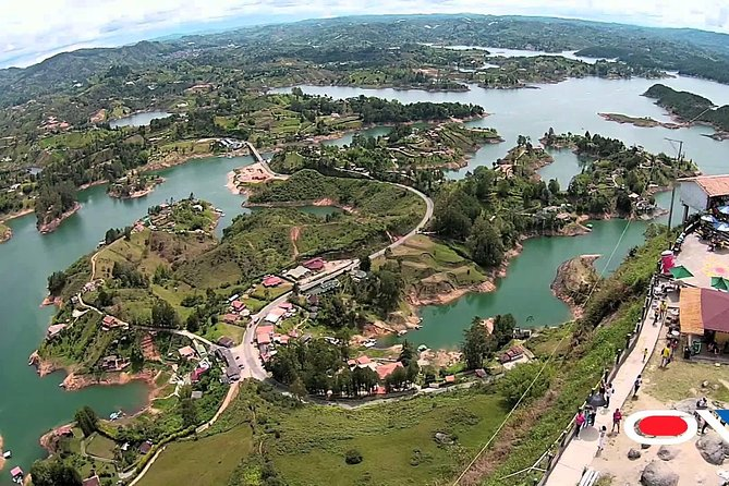 Excursión privada de El Peñol y Guatape desde Medellín, Medellin, COLOMBIA