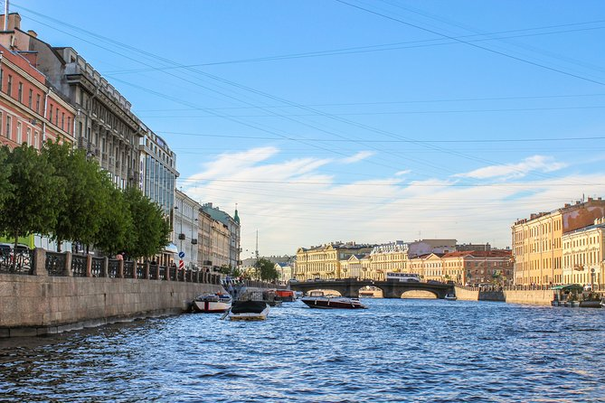Private St. Petersburg Hidden Gems and Must-See Tour with Friendly Local Guide, San Petersburgo, RUSSIA