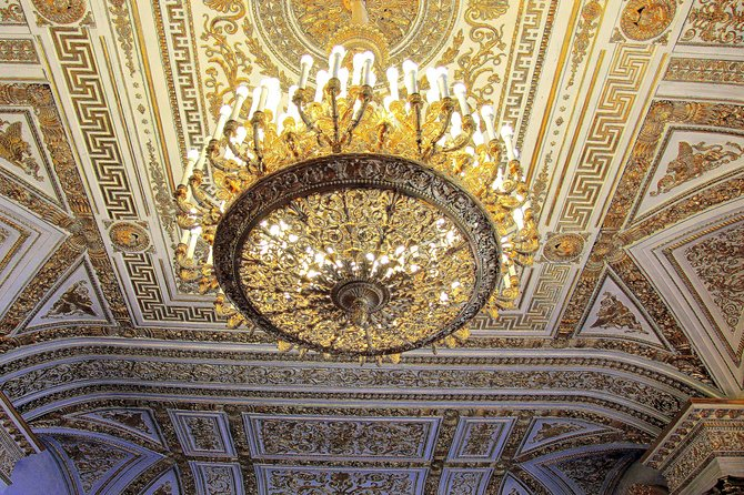Private Tour: St. Petersburg State Hermitage Museum with Skip-the-Line Tickets, San Petersburgo, RUSSIA