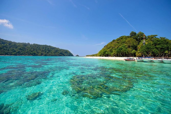 MAIS FOTOS, Full-Day Snorkel Tour to Koh Rok and Koh Ha from Krabi