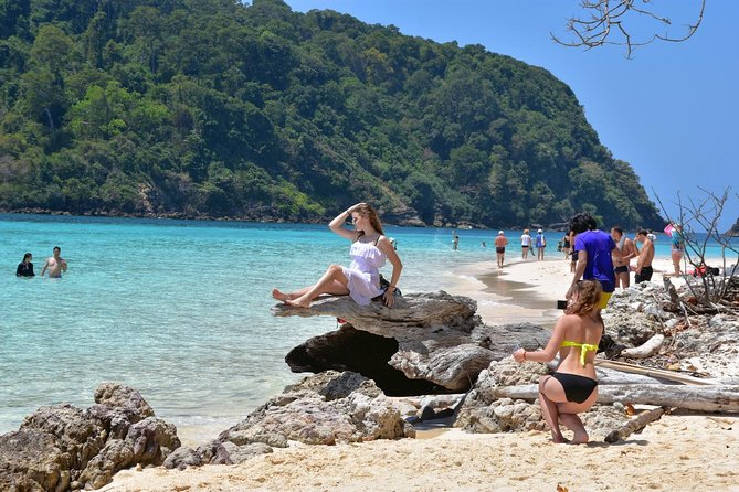 Full-Day Snorkel Tour to Koh Rok and Koh Ha from Krabi, Krabi, Tailândia