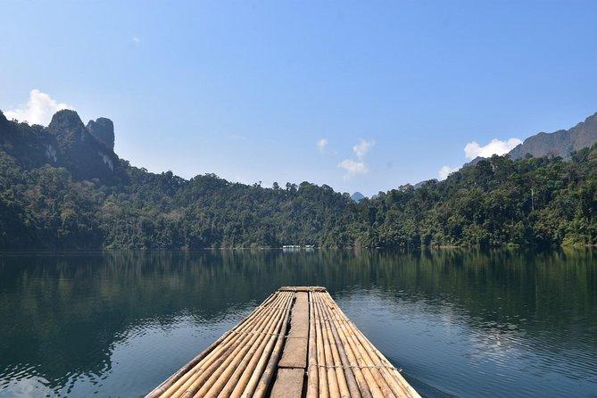 Full-Day Tour to Cheow Lan Lake in Khao Sok National Park from Krabi, Krabi, TAILANDIA