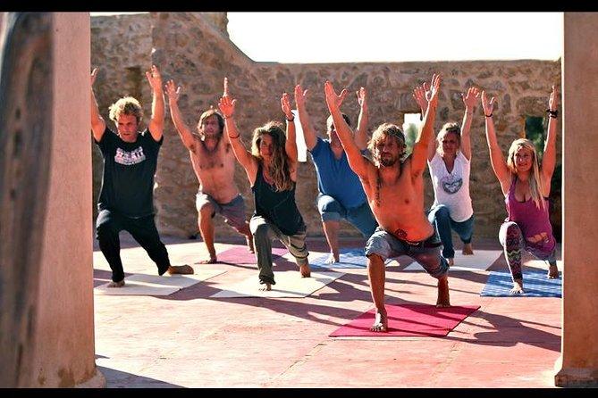 7 Days Full Board Surf and Yoga Camp in Sidi Kaouki, Morocco, Esauira, Morocco