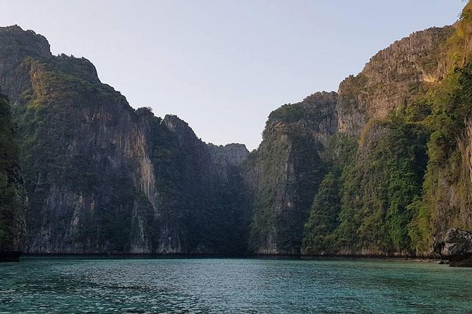 Early Bird Phi Phi and 4 Islands One Day Tour From Krabi, Krabi, TAILANDIA
