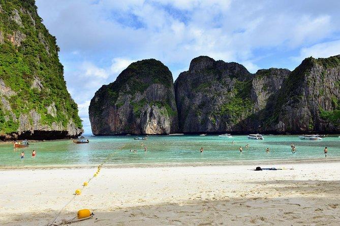 Excursión de día completo a Phi Phi Ley en barco de cola desde Phi Phi Don, Ko Phi Phi Don, TAILANDIA