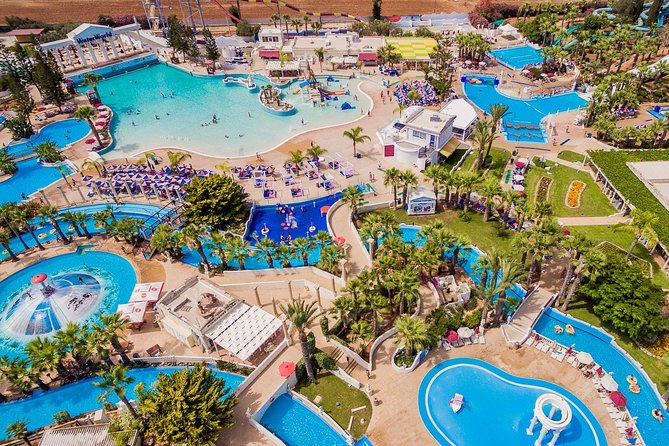 Waterworld Water Park Admission Ticket in Ayia Napa, Ayia Napa, CHIPRE