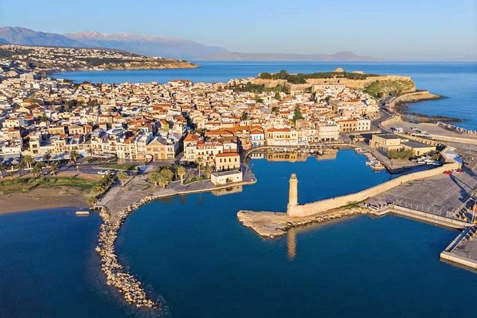 Private Tour West Crete: Rethymno Region from North to South, Heraclion, GRECIA