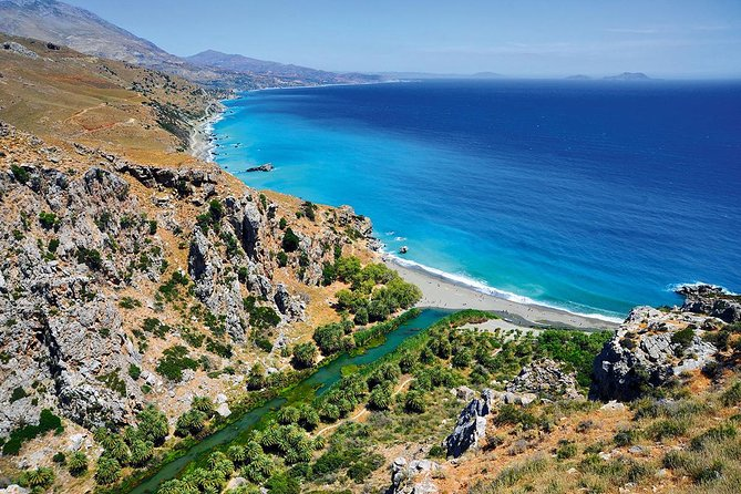 Private Tour West Crete: Rethymno Region from North to South, Heraclion, Grécia