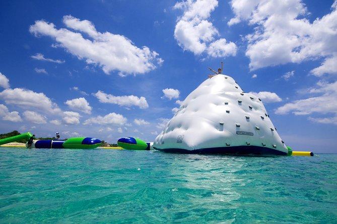 Aquatic Park at Mr. Sanchos Beach Club, Cozumel, MEXICO