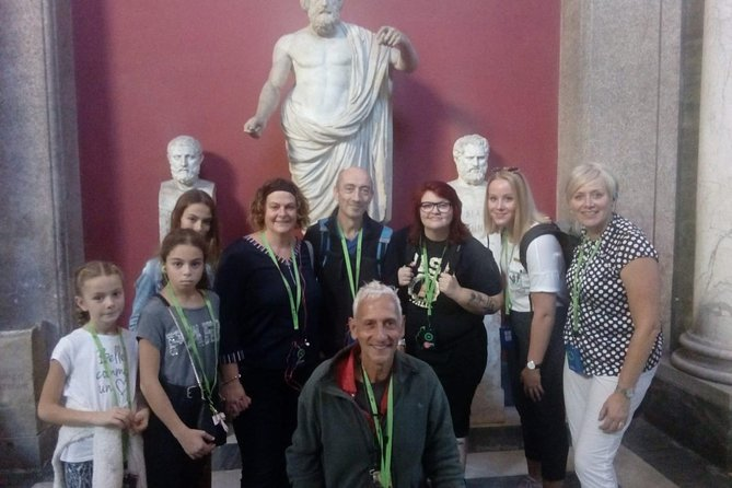 Skip the Line Private Tour: Vatican Museums Sistine Chapel St Peter Basilica, Rome, ITALY