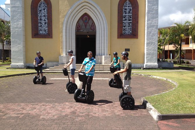 See more of Papeete on this comprehensive Segway tour. You'll explore Papeete city center and over 20 of the top attractions in the area including the beautiful Notre Dame Cathedral, the Papeete Market (Marché de Papeete), the bust of Pouvanaa a Oopa and the Territorial Assembly Gardens.<br><br>We promote green tourism and eco-tourism in order to preserve our nature and our paradise islands.
