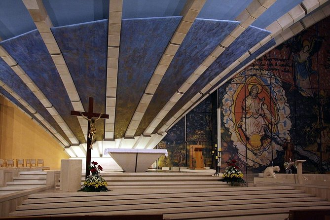 Choosing our tour you can visit all the mentioned monuments with a single ticket and you can discover the life of Padre Pio with an expert guide.