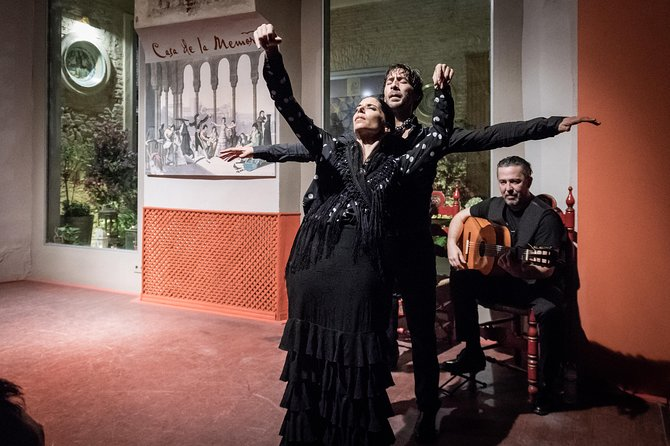 Flamenco Show at Casa de la Memoria Admission Ticket, Sevilla, Espanha