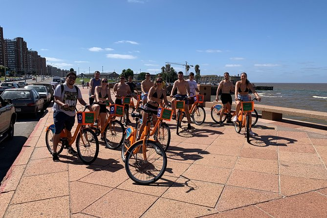 Montevideo Bike Tour, Montevideo, Uruguai