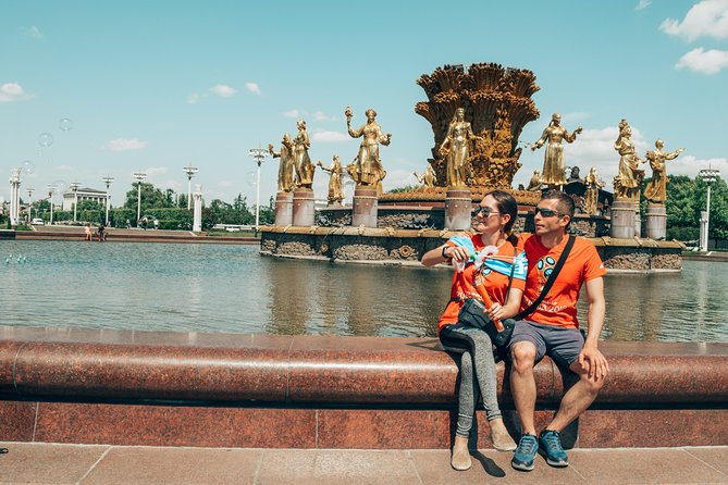 Soviet History Tour in Moscow with Private Local Guide, Moscovo, RÚSSIA