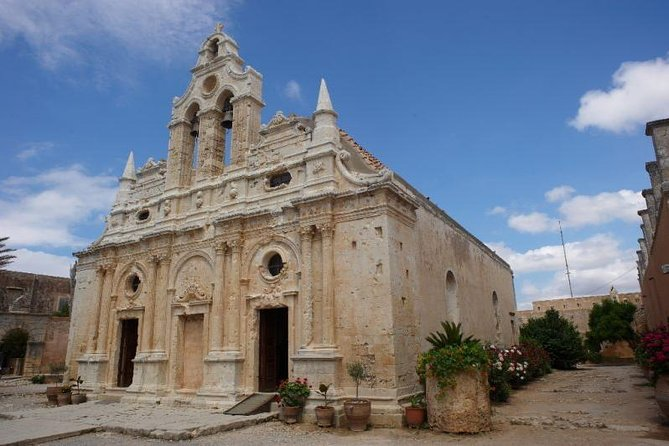 Private Tour Crete: Walk the old town of Rethymno, Arkadi Monastery, Lake Kourna, ,