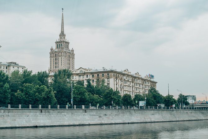 Stalin Skyscrapers in Moscow - Private Soviet Tour, Moscow, RUSSIA