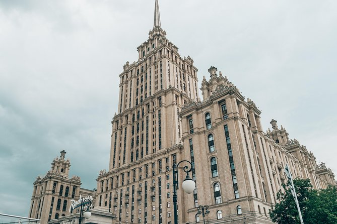 Stalin Skyscrapers in Moscow - Private Soviet Tour, Moscovo, RÚSSIA