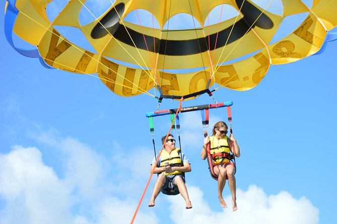 MORE PHOTOS, Parasailing with Miami Watersports