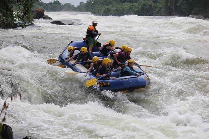 Safari de rafting de 5 días en gorila y aguas bravas., Kampala, UGANDA