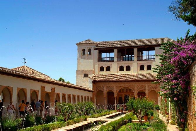 Excursión en tierra en Málaga: excursión de un día sin colas a la Alhambra y los Jardines del Generalife, Malaga, ESPAÑA