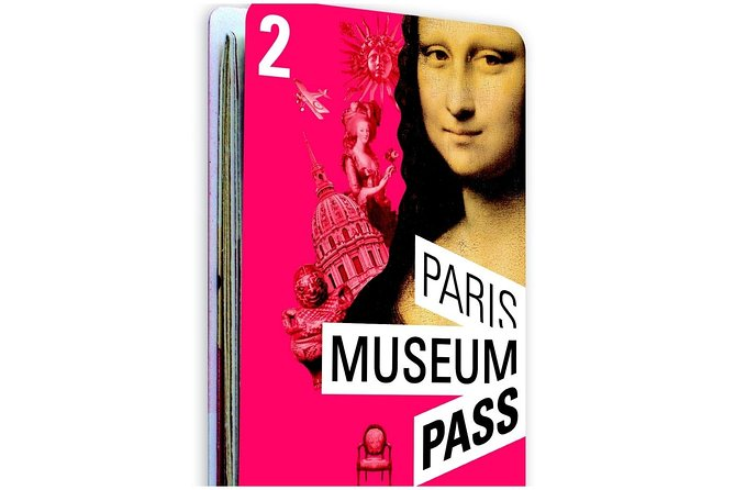 With a 2 day Paris Museum Pass, you'll have entrance to 50 museums and monuments in and around Paris for two consecutive days. Enjoy skip-the-line access and use the pass as much as you want during the two days. Participating attractions include the Louvre, Musée d'Orsay, Centre Pompidou, and Palace of Versailles. The more you visit, the more you save. Select a pickup location when booking - either of Paris' two airports or Galeries Lafayette department store.