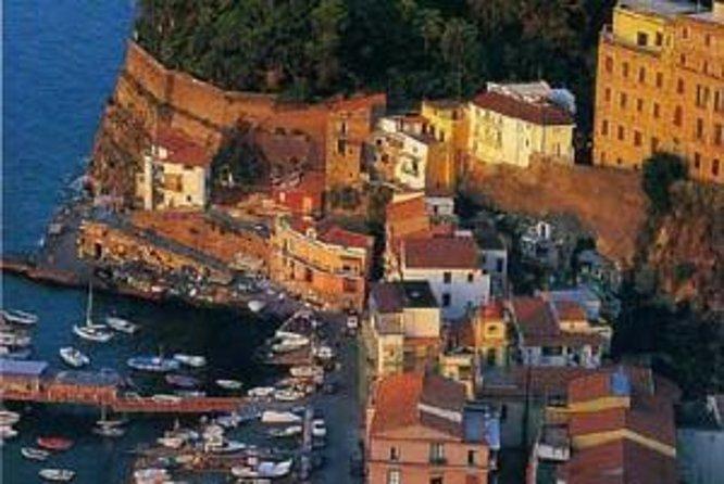 Private Tour: Sorrento, Positano, Amalfi and Ravello Day Trip from Naples, Napoles, ITALY