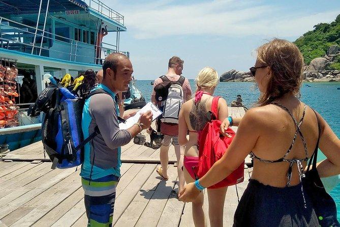 Snorkel Tour to Koh Nangyuan and the hidden bays of Koh Tao onboard the Oxygen, Ko Tao, TAILANDIA