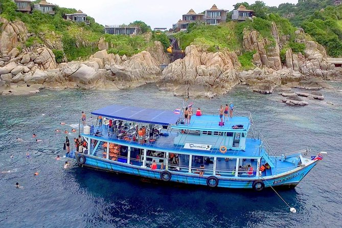 MÁS FOTOS, Snorkel Tour to Koh Nangyuan and the hidden bays of Koh Tao onboard the Oxygen