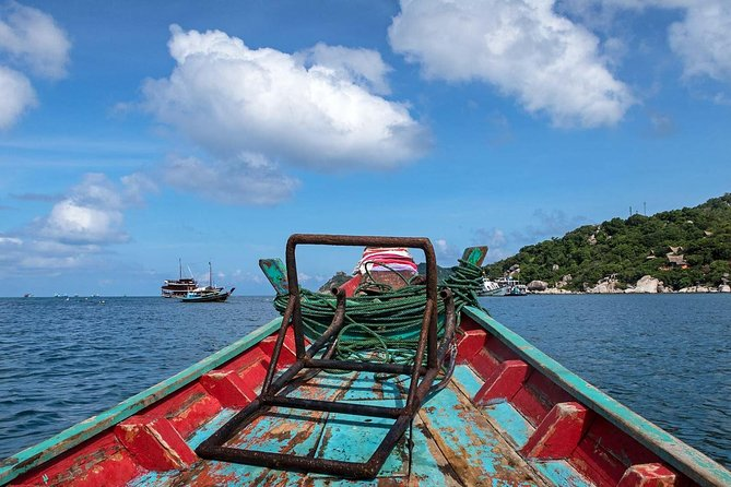 Fishing Trip around Koh Tao onboard the Oxygen, Ko Tao, Tailândia